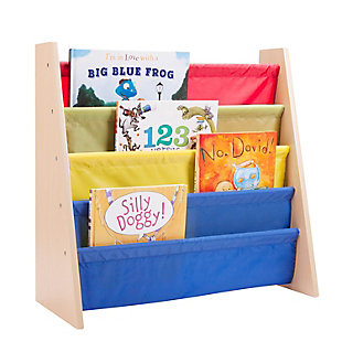 Honey-Can-Do Kids Book Rack, Primary, , rollover