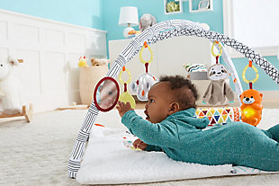 Fisher-Price Perfect Sense Deluxe Gym, , rollover