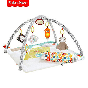Fisher-Price Perfect Sense Deluxe Gym, , large