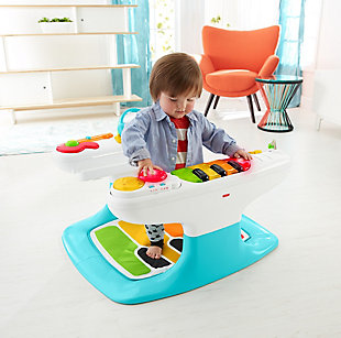 Fisher-Price 4-in-1 Step 'n Play Piano, , rollover