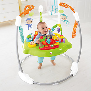Fisher-Price Roarin' Rainforest Jumperoo, , rollover