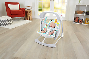 Fisher-Price Deluxe Take Along Swing and Seat, , rollover