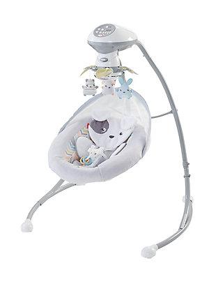 Fisher-Price Sweet Snugapuppy Dreams Cradle 'n Swing, , large