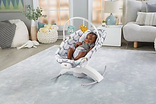 Fisher-Price 2-in-1 Soothe 'n Play Glider, , rollover