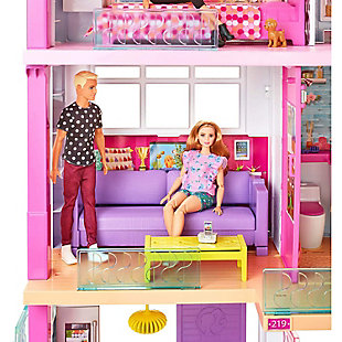 Mattel Barbie Dream House, , large