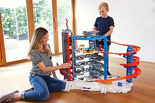 Mattel Hot Wheels Super Ultimate Garage Playset, , rollover