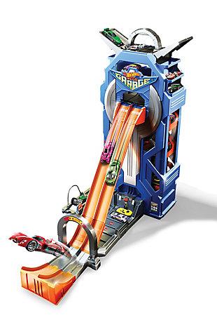 Mattel Hot Wheels Mega Garage Playset, , large