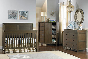 Ti Amo Killington 4-1 Convertible Crib, , rollover