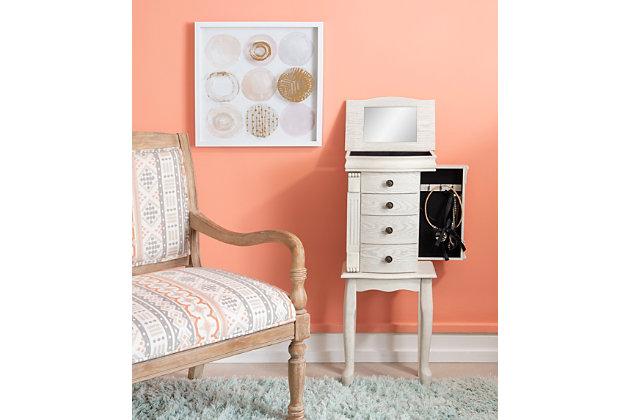 Ashley Furniture Home, Ashley Furniture Jewelry Chest