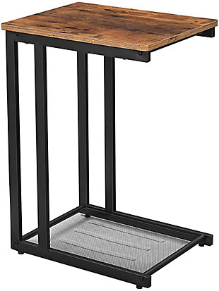 Industrial Side Table, , large