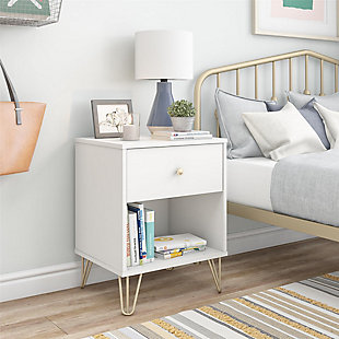 Ameriwood Home Nightstand, , rollover