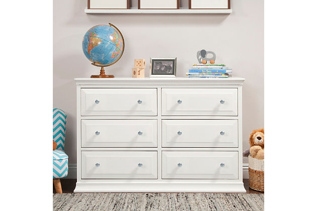DaVinci Davinci Signature 6-drawer Double Dresser, , large