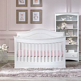 DaVinci Meadow 4-in-1 Convertible Crib with Toddler Bed Conversion Kit, , rollover