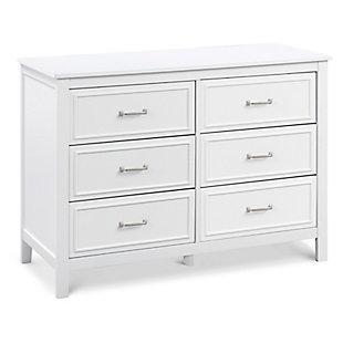 DaVinci Charlie 6-Drawer Double Dresser, , large