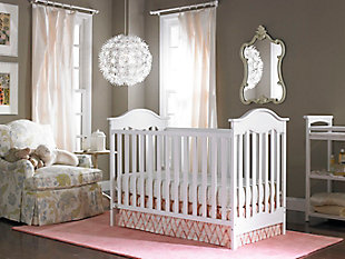 Fisher-Price AliTraditional 3-in-1 Convertible Crib, , rollover