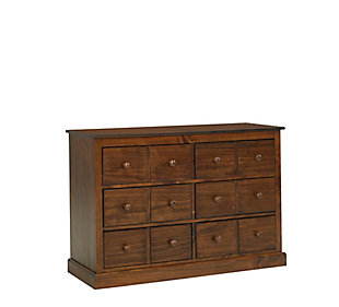 Fisher-Price Signature 6 Drawer Double Dresser, , large