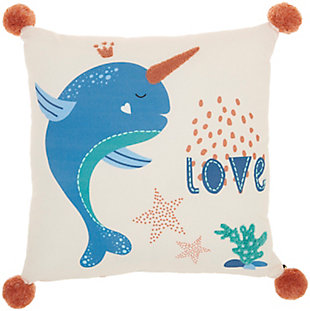 """Victory  Throw pillow 16"""" x 16"""", , large"""