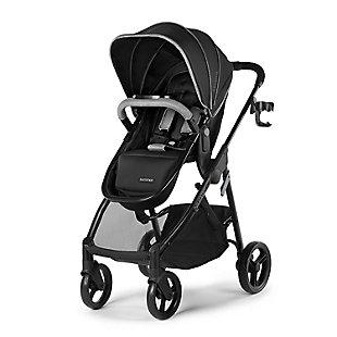 Summer Infant Myria Modular Stroller, Onyx Black, , large