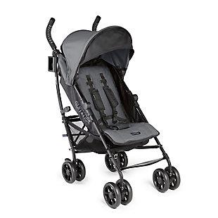 Summer Infant 3Dlite+ Convenience Stroller, Matte Gray, , large
