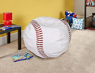 Ace Casual Medium Vinyl Base Ball Bean Bag Baseball, , rollover