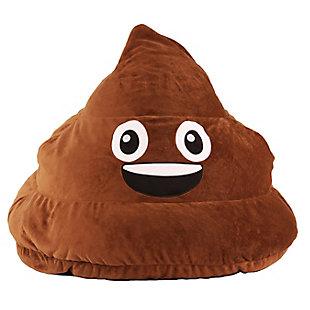 GoMoji Emoji Bean Bag Poopsie, , large