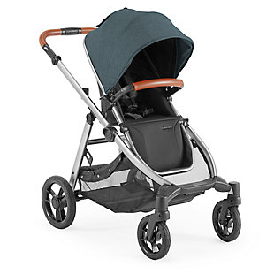 Kolcraft Legacy Convertible Stroller, Teal, rollover