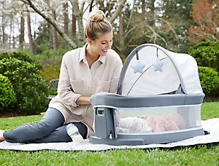Graco  Pack 'n Play Travel Dome LX Playard, Leyton, , rollover