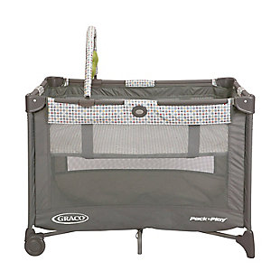 Graco  Pack 'n Play Playard Bassinet with Automatic Folding Feet, Pasadena, , rollover