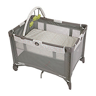 Graco  Pack 'n Play Playard Bassinet with Automatic Folding Feet, Pasadena, , large