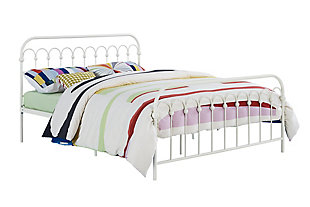 Dorel Home Products Bright Pop Metal Full Bed, , large