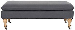 Hampton Pillow Top Bench, , large