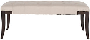 Gibbons Bench, Taupe, large