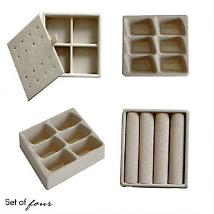 Armoire Inserts Jewelry Trays, , rollover