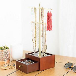 Katie Jewelry Stand, , rollover