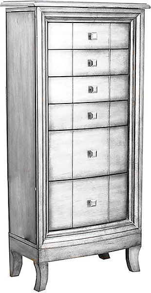 Natalie Jewelry Armoire, , large
