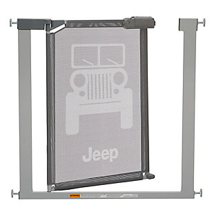 Jeep Adjustable Baby Safety Gate, , large