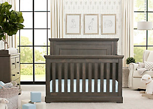 Simmons Kids Paloma 4-in-1 Convertible Crib, , rollover