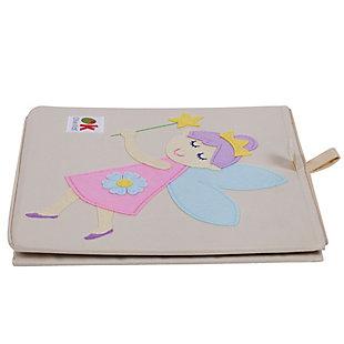 "Wildkin Fairy Princess 13"" Storage Cube, , rollover"
