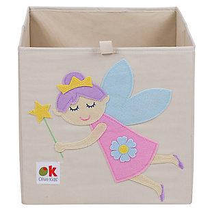 "Wildkin Fairy Princess 13"" Storage Cube, , large"