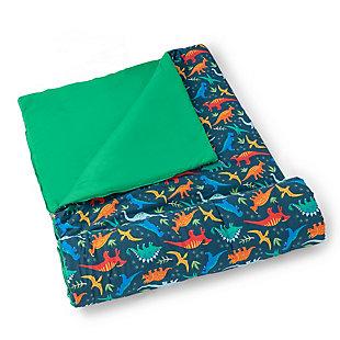 Wildkin Jurassic Dinosaurs Original Sleeping Bag, , rollover