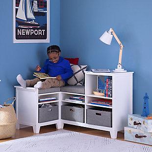 Guidecraft Martha Stewart Living and Learning Kids' Corner Nook, , rollover