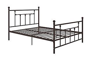 DHP Manila Metal Full Bed, , rollover