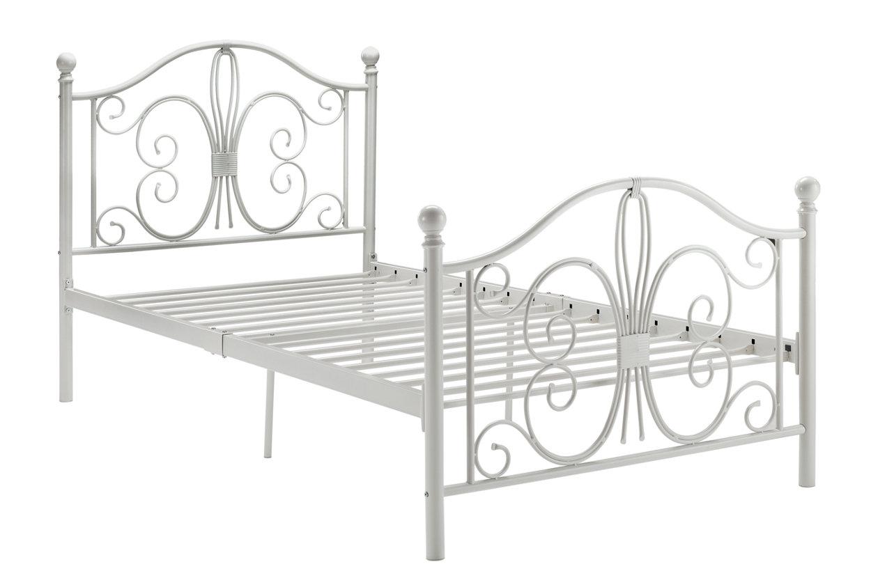 Swell Bombai Metal Twin Bed Ashley Furniture Homestore Beatyapartments Chair Design Images Beatyapartmentscom