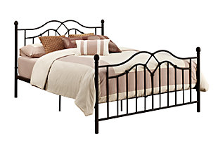 Tokyo Metal Full Bed, , large