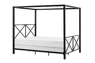 Rosedale Canopy Queen Bed, , large