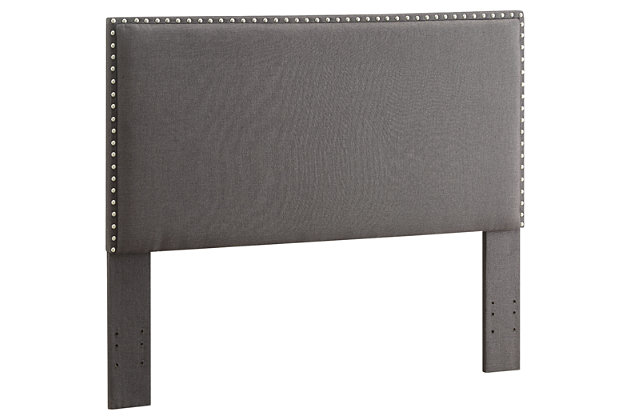 Contempo Contempo Full/Queen Upholstered Headboard, , large
