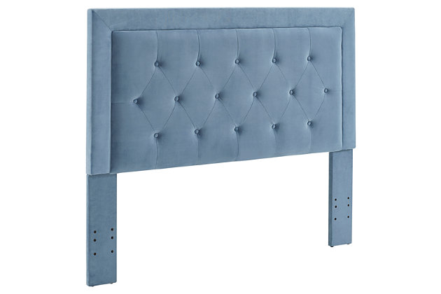 Clayton Ocean Full/Queen Headboard, , large