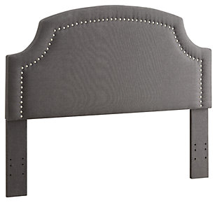 Courvan Full/Queen Upholstered Headboard, , rollover