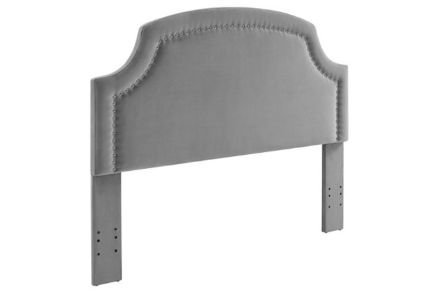 Courvan Dove Full/Queen Headboard, , large