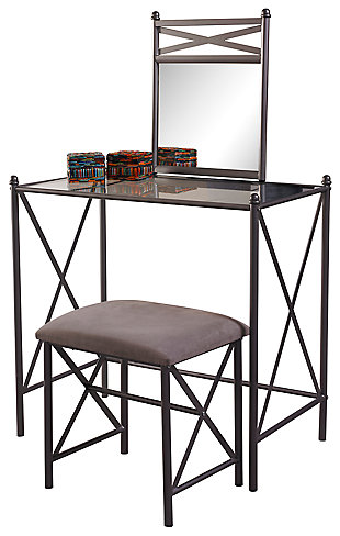 Shor Mission Hills Vanity Set, , large